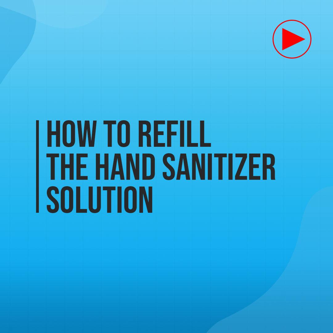 refill sanitizer tablet