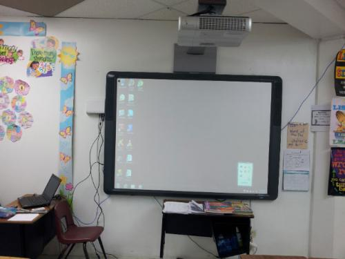 Promethean Board Installations