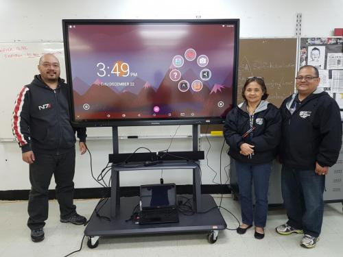 Promethean Board Installations